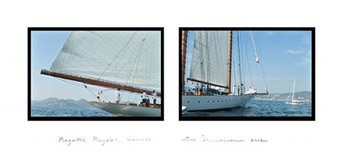 regattes royales, cannes by eve sonneman