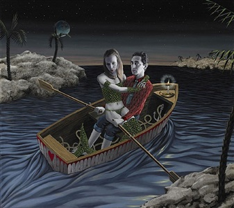the boat man's call by gino rubert