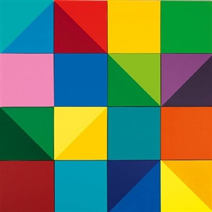colour and space by peter kalkhof