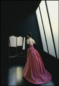 gown by frank horvat