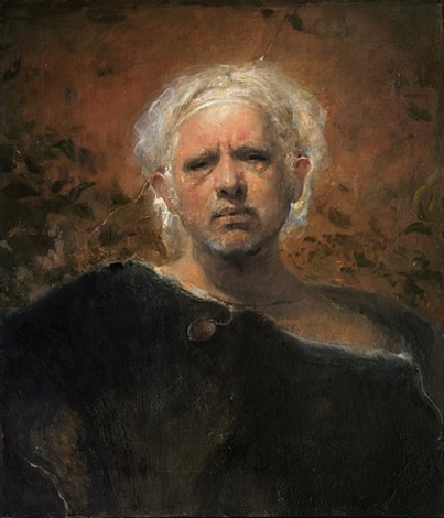 black fur by odd nerdrum