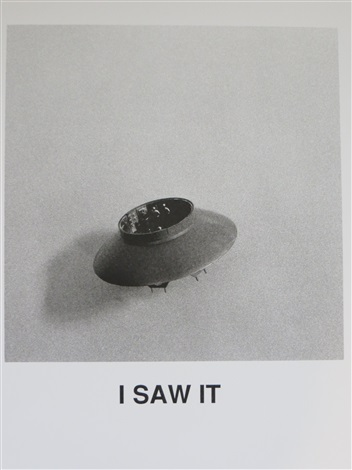 i saw it by john baldessari