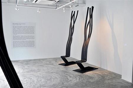 installation view - pablo reinoso 1 by pablo reinoso