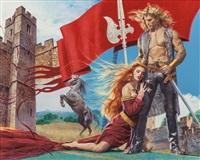the conqueror by elaine duillo