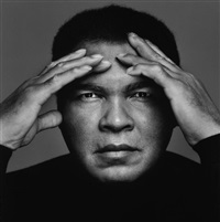 muhammad ali by richard corman