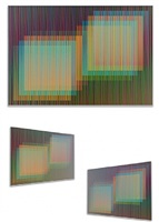 physichromie 1693 by carlos cruz-diez