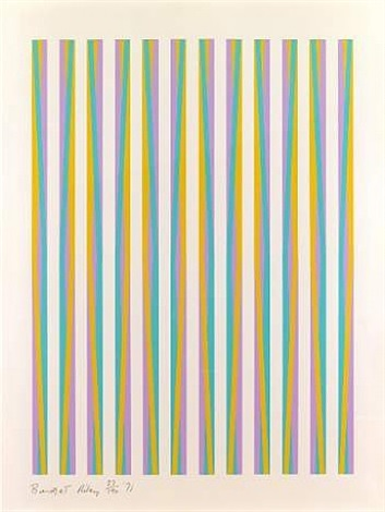 composition by bridget riley