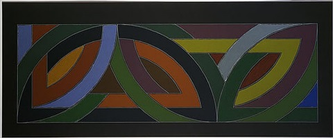 york factory ii by frank stella