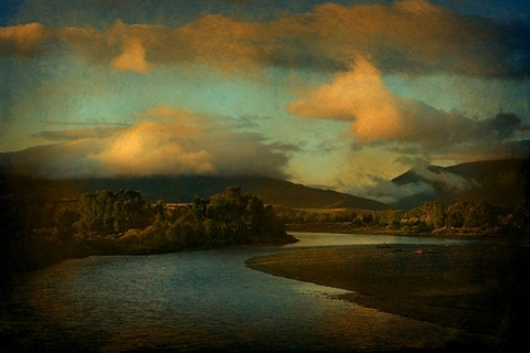 yellowstone river by jack spencer