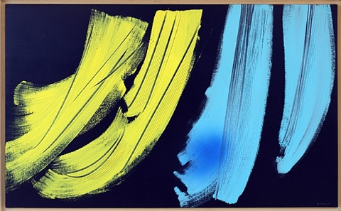 t1973- h42 by hans hartung