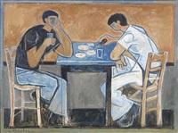 taverna by john craxton
