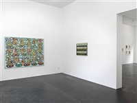 installation view by philip taaffe
