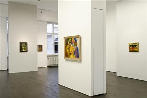 exhibition view 2012
