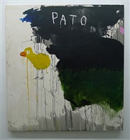untitled (pato) by marcelo viquez