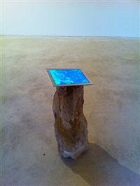 illuminated rock by andrew huston