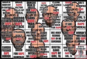 rape straight by gilbert and george