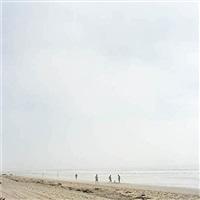 untitled (beach 14) by yoichi kawamura