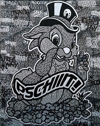 pschiiit by speedy graphito