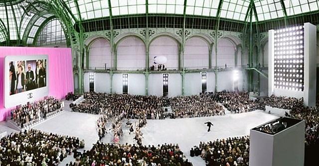 chanel couture - spring/summer 2006, paris – le grand palais by simon procter