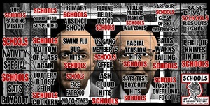 schools by gilbert & george