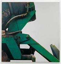lavoro - betoniera by michelangelo pistoletto