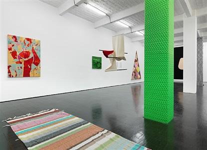 installation view, galerie barbara weiss