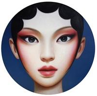 china girl by zhang xiangming