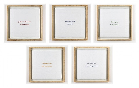 5 poem-objects by alec finlay