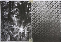 american pastoral / ostalgie pattern with tape by richard forster