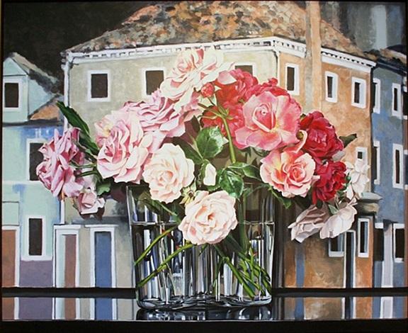 burano rose by ben schonzeit