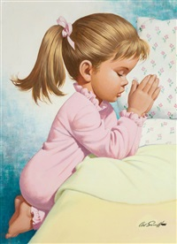 bedtime prayer by arthur saron sarnoff