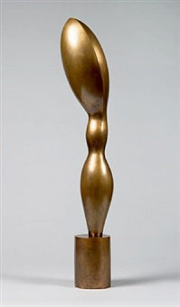 torse-feuille by hans arp