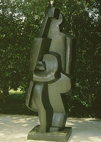 la baigneuse by jacques lipchitz
