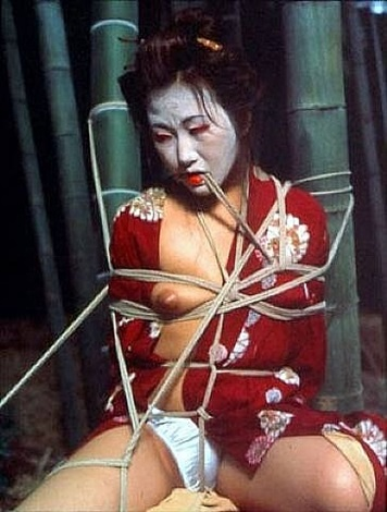 history of sex ( bondage in kyoto ) by andres serrano