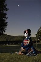the love doll/day 33 (geisha moonlight) by laurie simmons