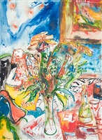 flowers i by john bellany