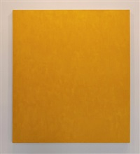 untitled (yellow) by phil sims