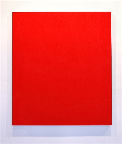 untitled (red) by phil sims