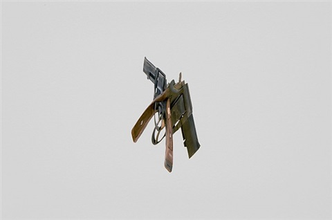 gun (iii) by robert lazzarini
