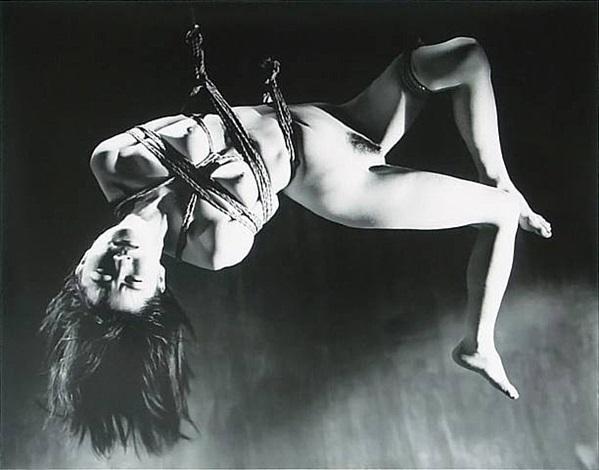 bondages by nobuyoshi araki