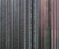 architecture of density #43 by michael wolf
