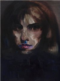 jane lagrange (le samourai) by rainer fetting