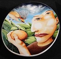 untitled plate form by kurt weiser