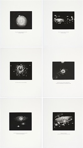 eternity through the stars by josiah mcelheny