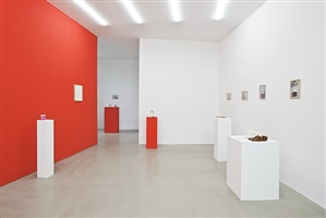 installation view 2012 by christopher roth