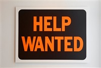 help wanted by peter liversidge