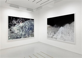 blackout (installation view) by dan holdsworth