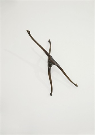 untitled (legs) #19 by markus schinwald