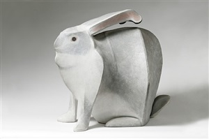 henrietta (rabbit) by anne arnold