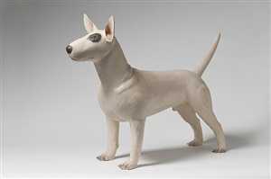 grip (bull terrier) by anne arnold